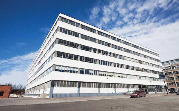 building DCMTL Louvain