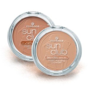 Essence Cosmetics Bronzer