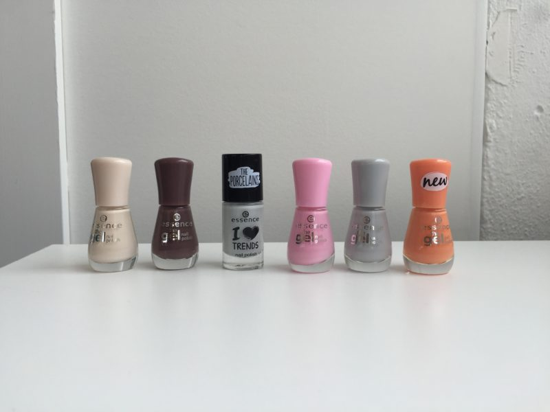 Essence Cosmetics Nail polish