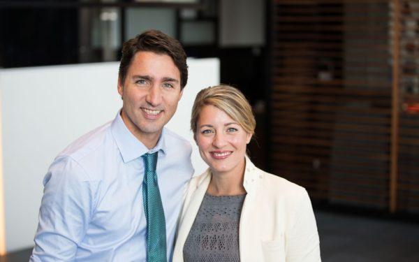 Melanie Joly DCMTL Justin Trudeau
