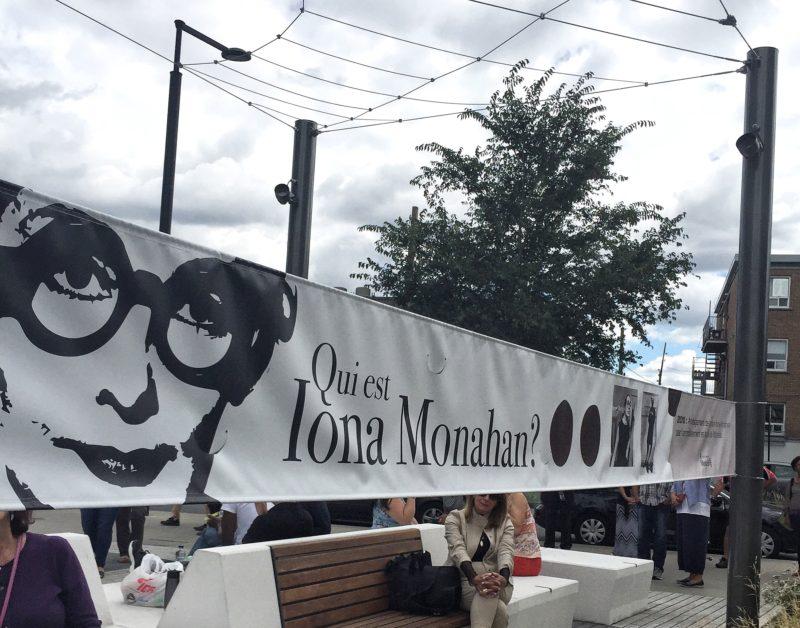 Iona Monahan DCMTL Ahuntsic Cartierville