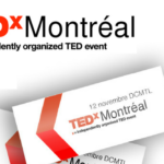 TEDxMontreal TICKET SALE: APPLY TO ATTEND!
