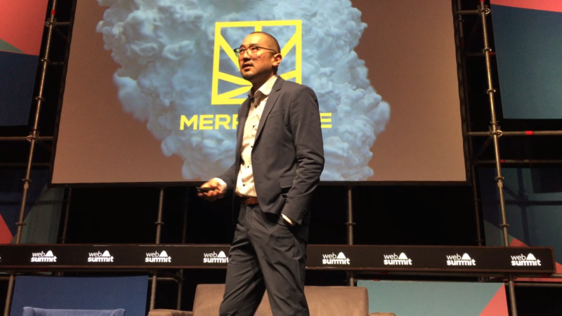Ted Chung MERRY JANE Web Summit 2016 Lisbon, Portugal