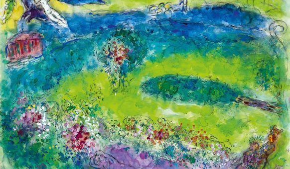 Chagall Colour and Music