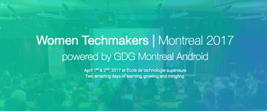 Women TechMakers Montreal