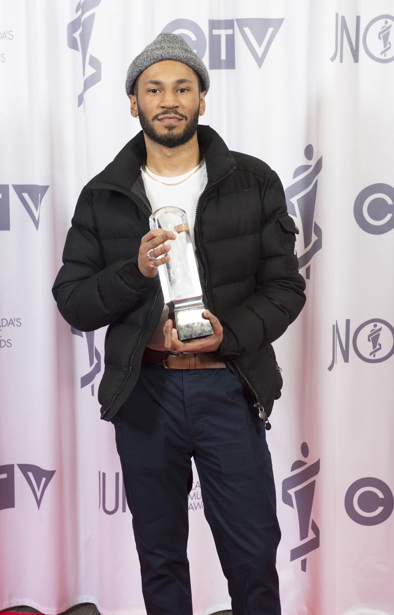 2017 JUNO Awards