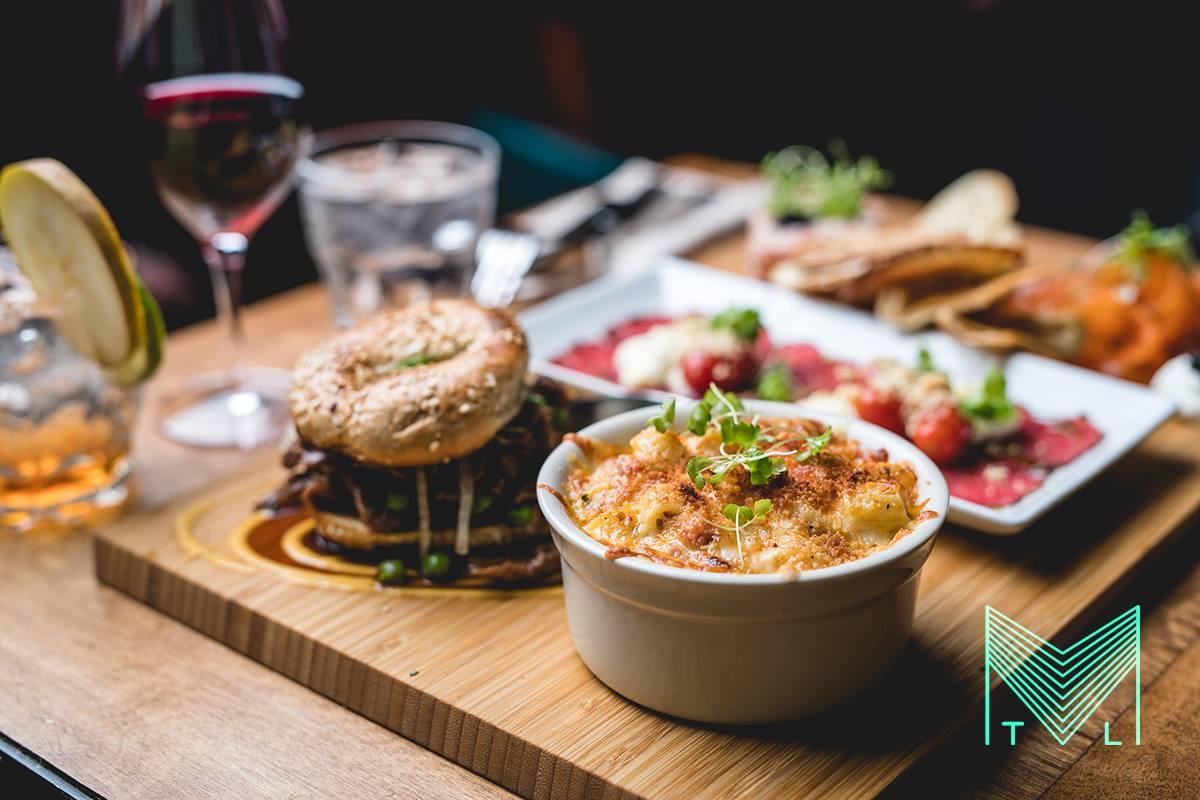 MTL Resto+Bar Menu